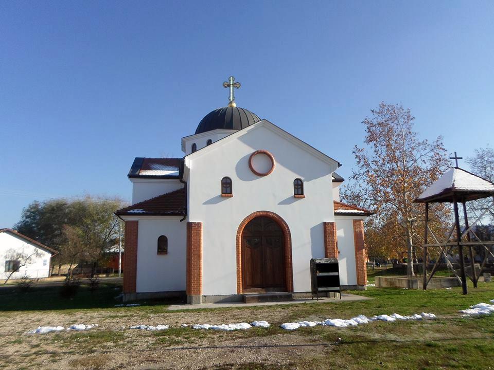 Klek Crkva 2013