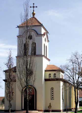aleksandrovo crkva