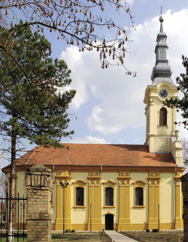 centa crkva