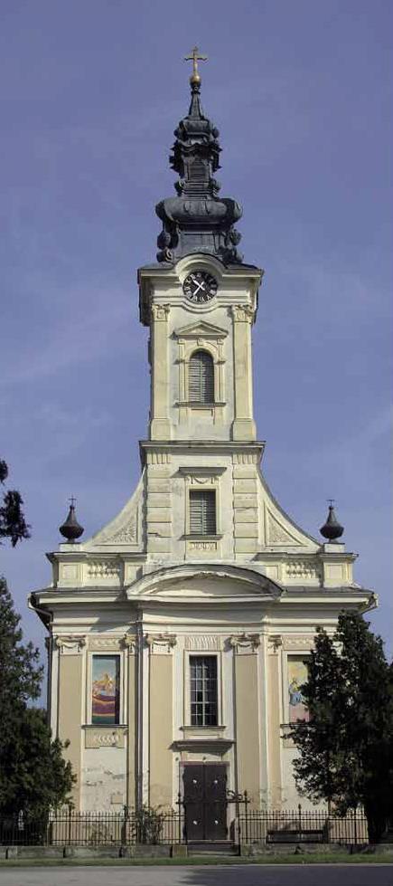 crepaja crkva