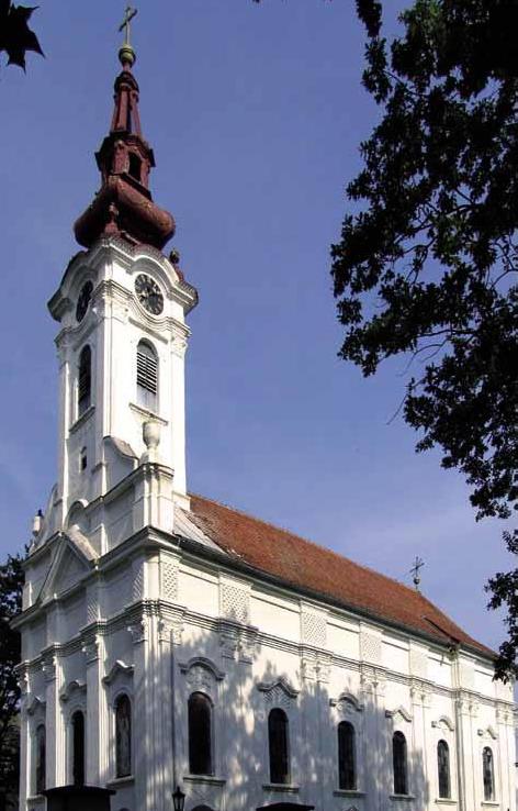 crkva alibunar