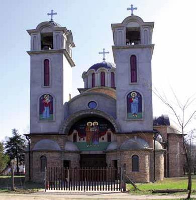 crkva banatski karlovac