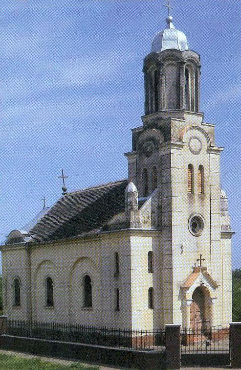 crkva oresac