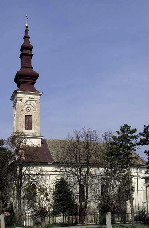 crkva uljma