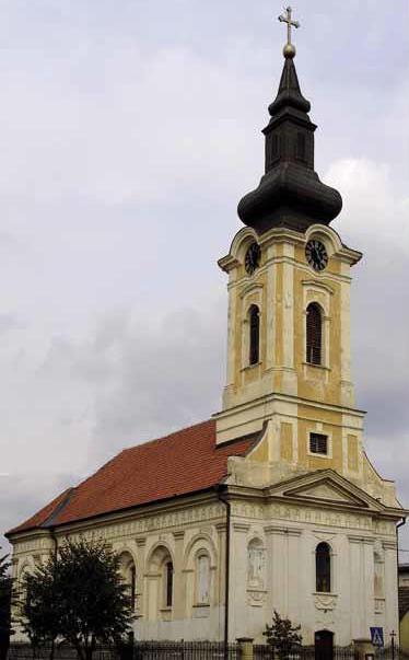 crna bara crkva
