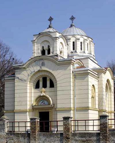 debeljaca crkva