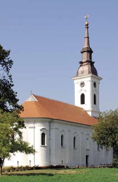 deliblato crkva