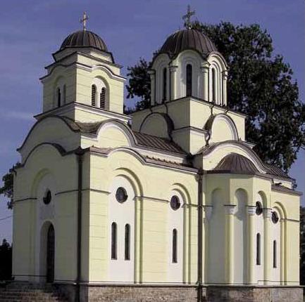 hajducica crkva parohija