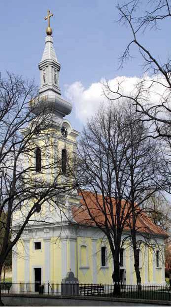 idvor crkva