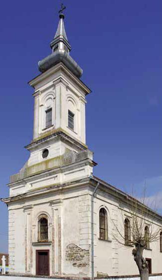 kaludjerovo crkva