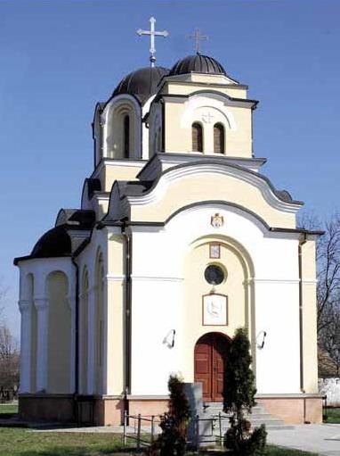 kupinik crkva