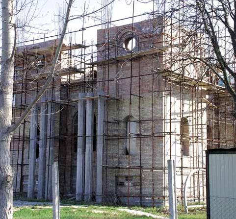 lazarevo crkva