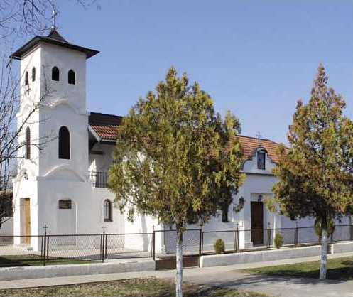 mali zam crkva