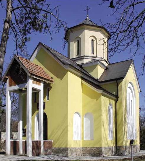 mileticevo crkva