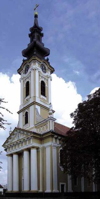 mokrin crkva