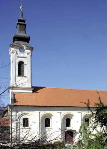 n knezevac crkva