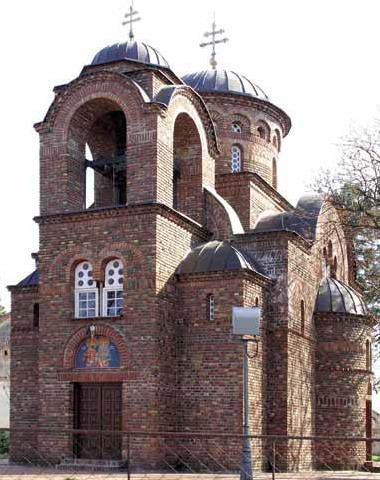 nakovo crkva