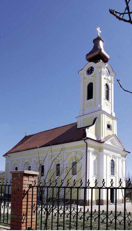 novi becej crkva