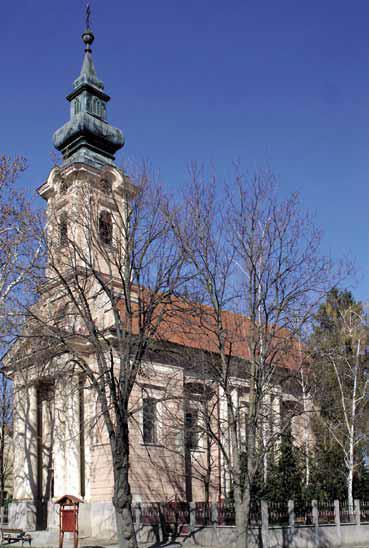 obilicevo crkva