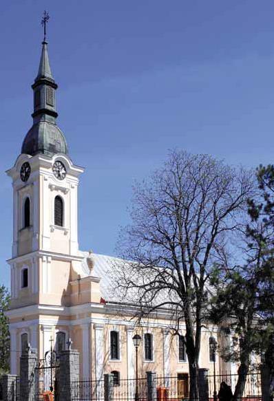omoljica crkva