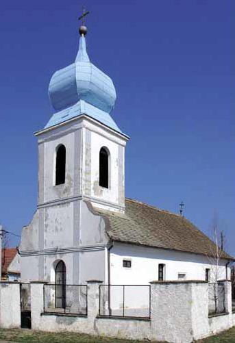potporanj crkva