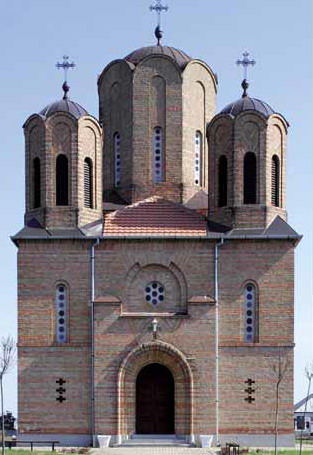 rusko selo crkva