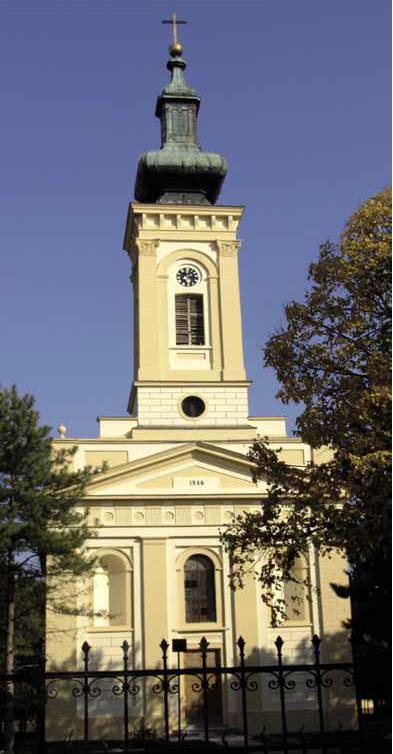 sakule crkva