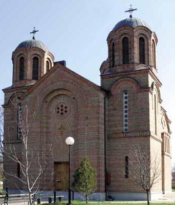 stajicevo crkva