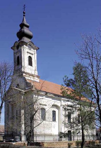 taras crkva