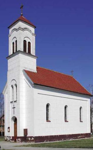 velika greda crkva