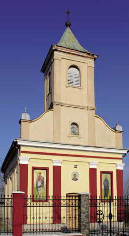 vlajkovac crkva