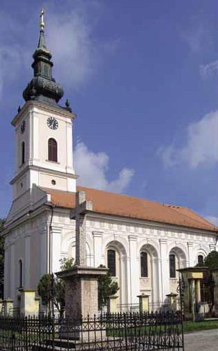 vranjevo crkva