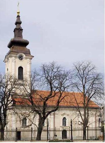 vrsac uspenja crkva